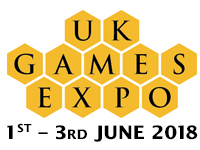 UK Games Expo Logo