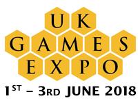 UK Games Expo Logo