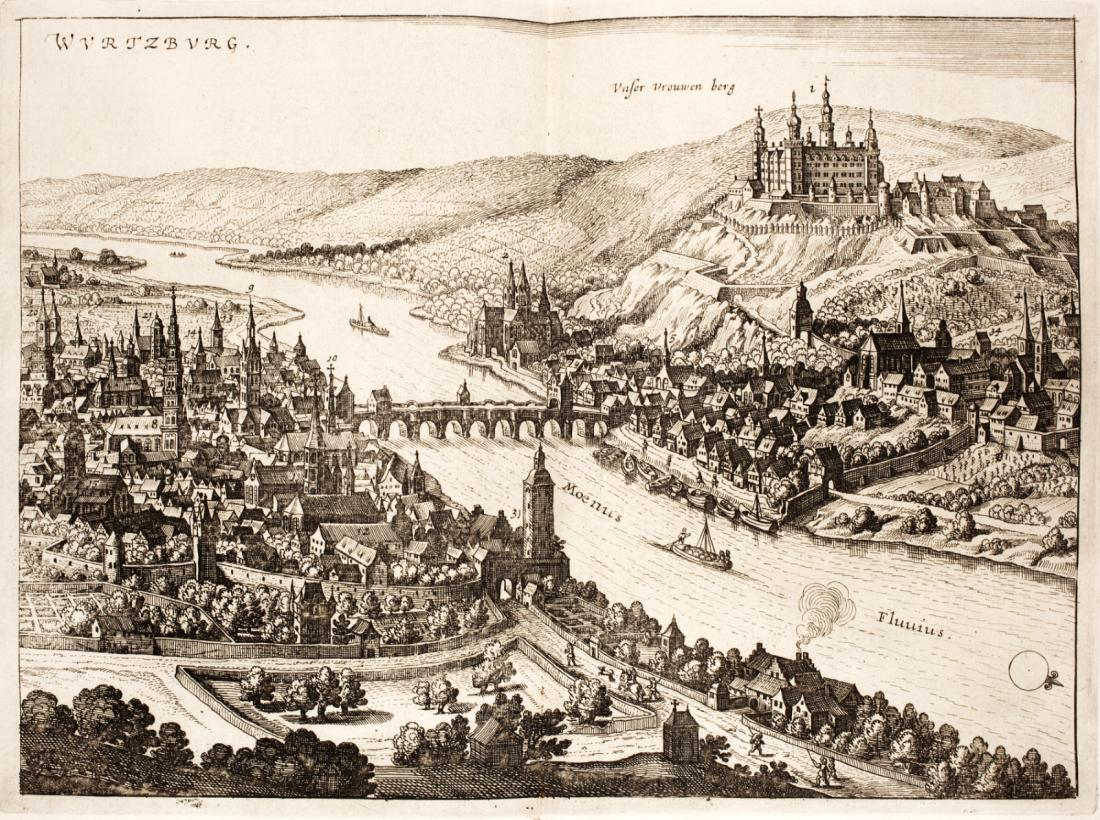Wurzburg 1642