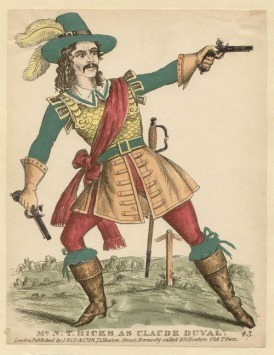 mr-n-t-hicks-as-claude-duval-1850-lithograph