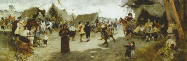 friedrich-von-punteani-an-army-camp-during-the-thirty-years-war