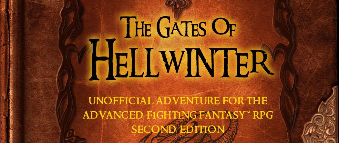 The Gates of Hellwinter Cover